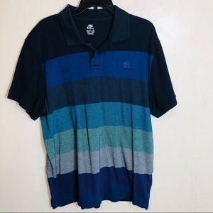 Nike Sportswear's Short Sleeve Polo Top
